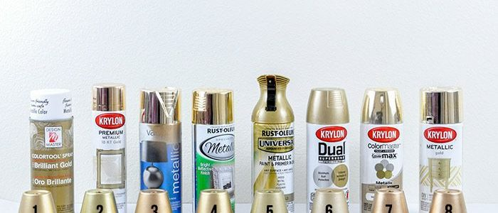 10 Best Gold Spray Paint 2020 – Do Not Buy Before Reading This!