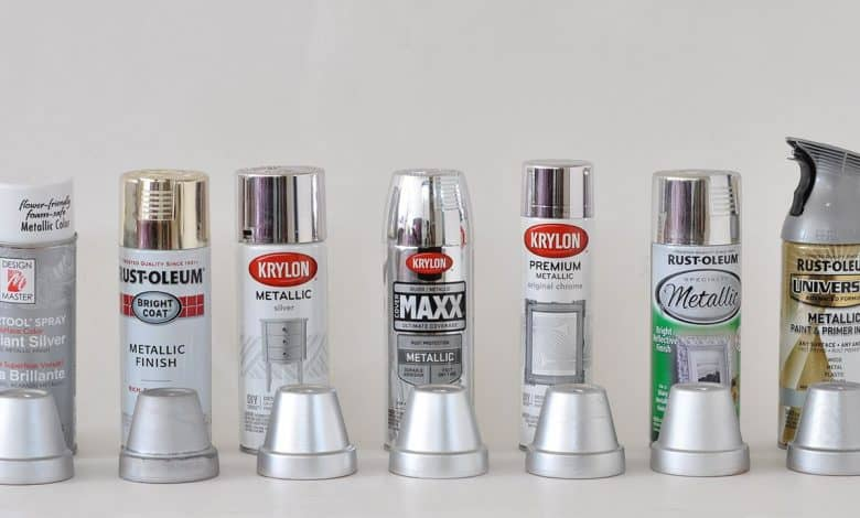 10 Best Spray Paint For Metal