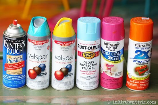 10 Best Spray Paint For Wood